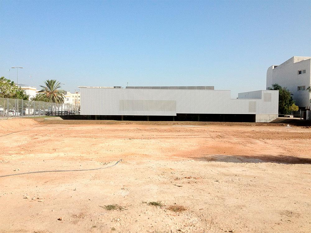 Comeji constructores y promotores desde 1970 for Construccion de piscinas en paraguay